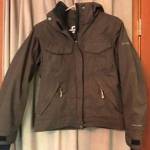 Columbia Titanium lined winter ski/board jacket